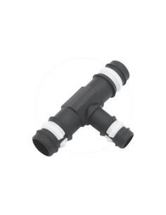 TE REDUCIDA 20-16-20 mm CON ARO