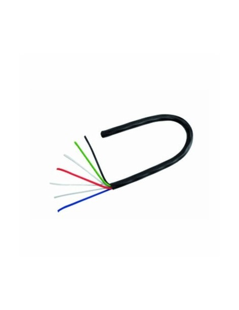 CABLE ELECTRICO. 0,8mm (5 HILOS)