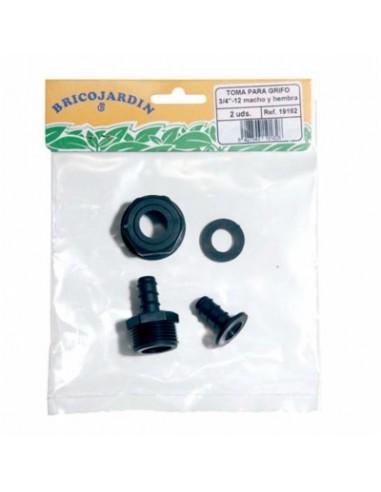 RACOR 1/2''-16 mm