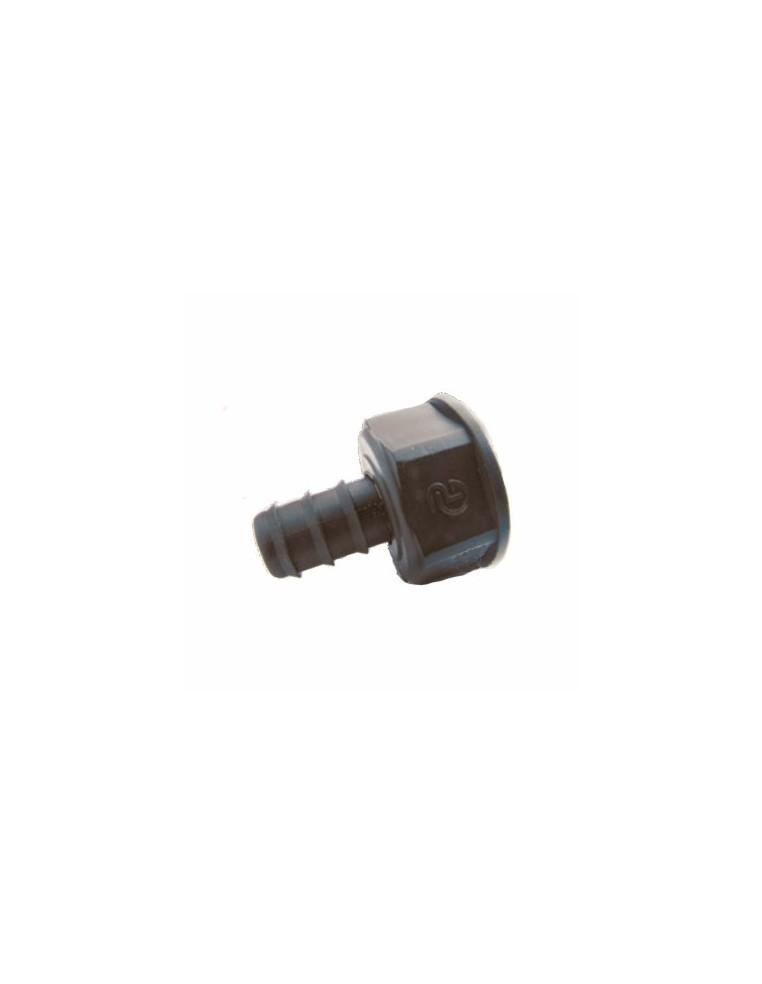 RACOR TUERCA LOCA 1/2''-16 mm